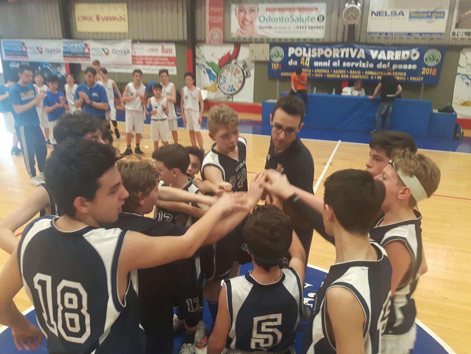 News U13 - Polisportiva Varedo Basket 1a6b6e99b79c