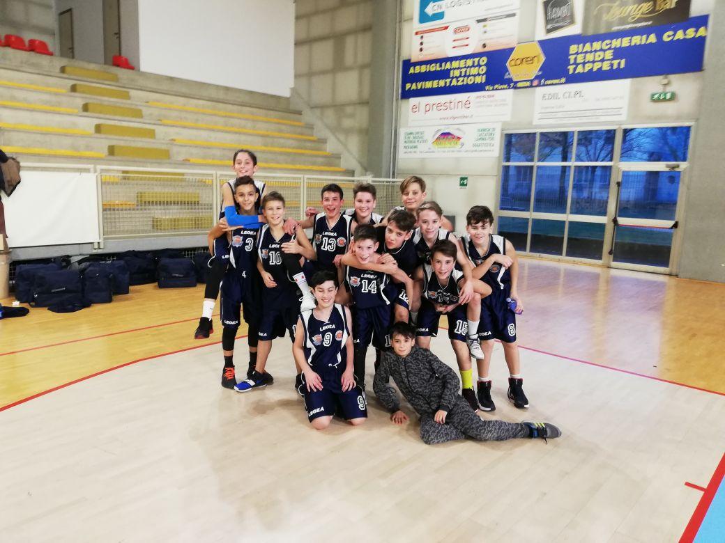 Segnali di crescita - Polisportiva Varedo Basket a03ff948fa3e